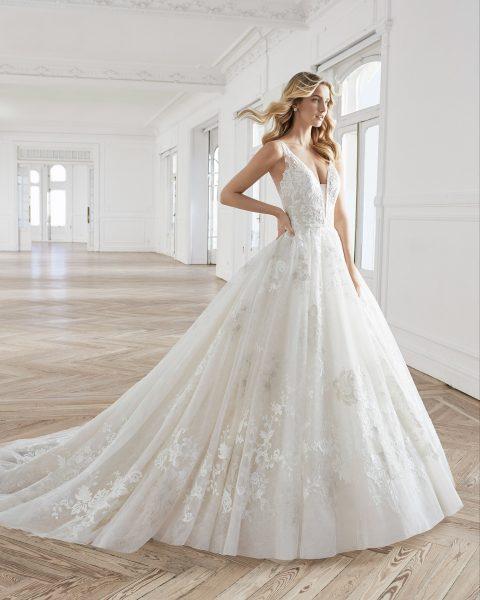 Brautkleid Estefan