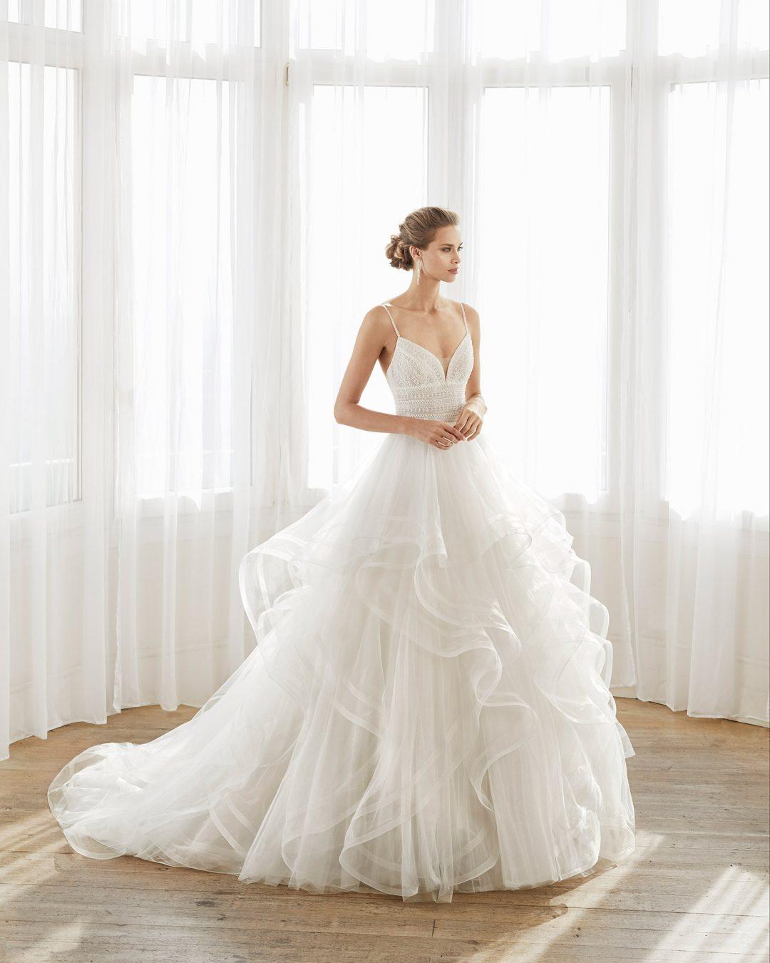 Brautkleid Nuria