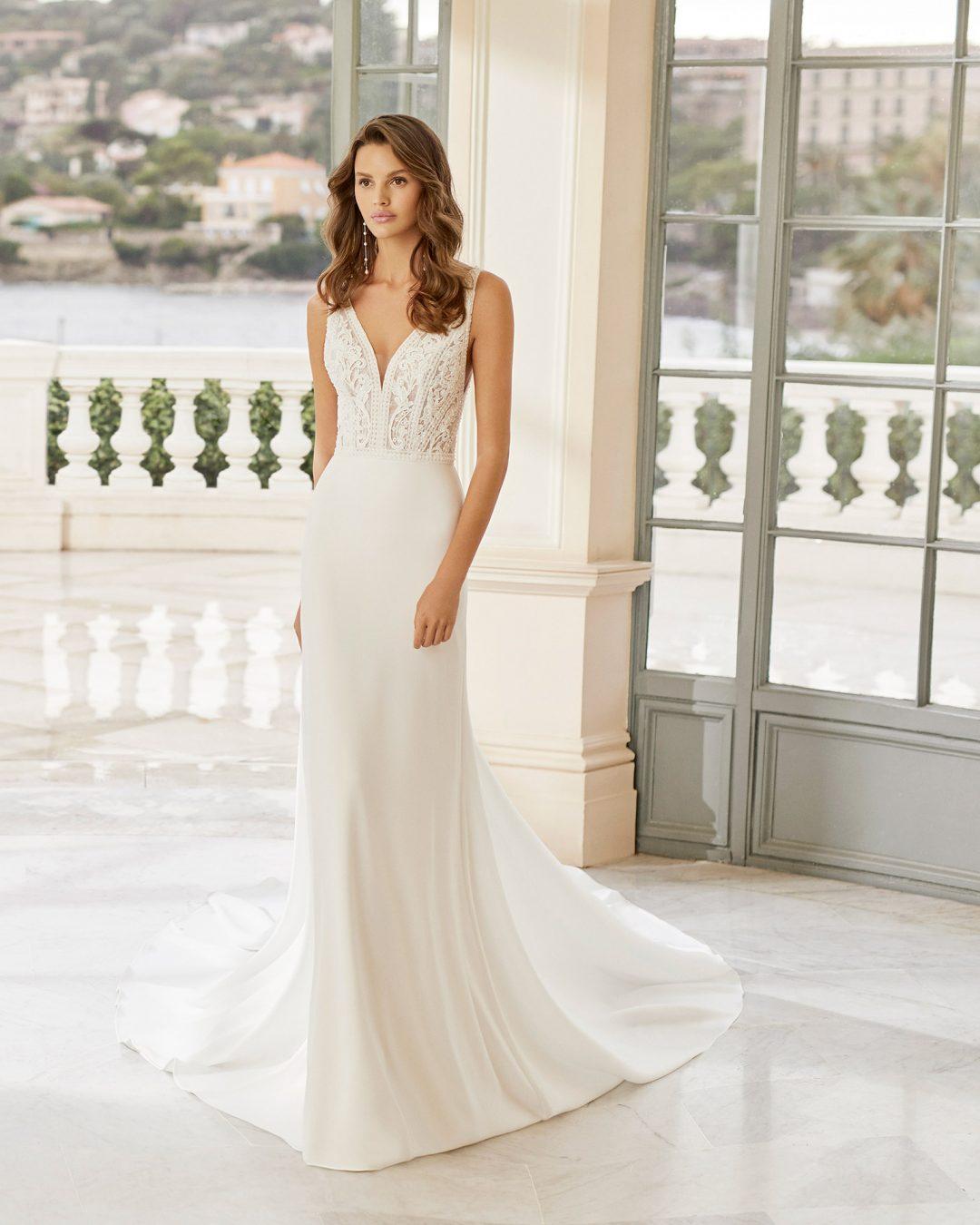 Brautkleid Idas