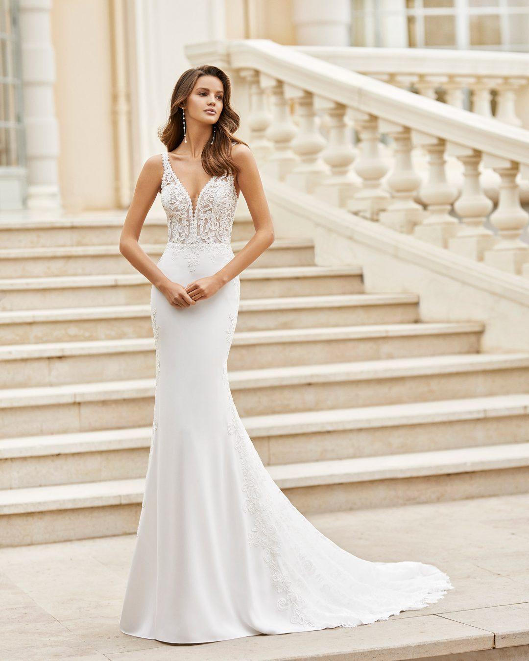 Brautkleid Ikal