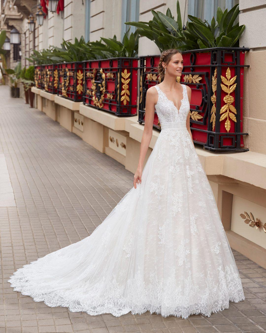 Brautkleid Ilan