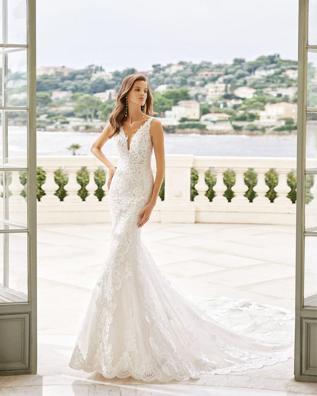 Brautkleid Ilor