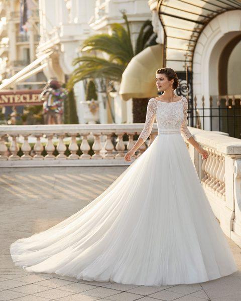 Brautkleid Indel