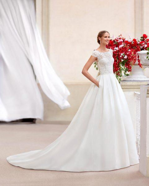 Brautkleid Isama