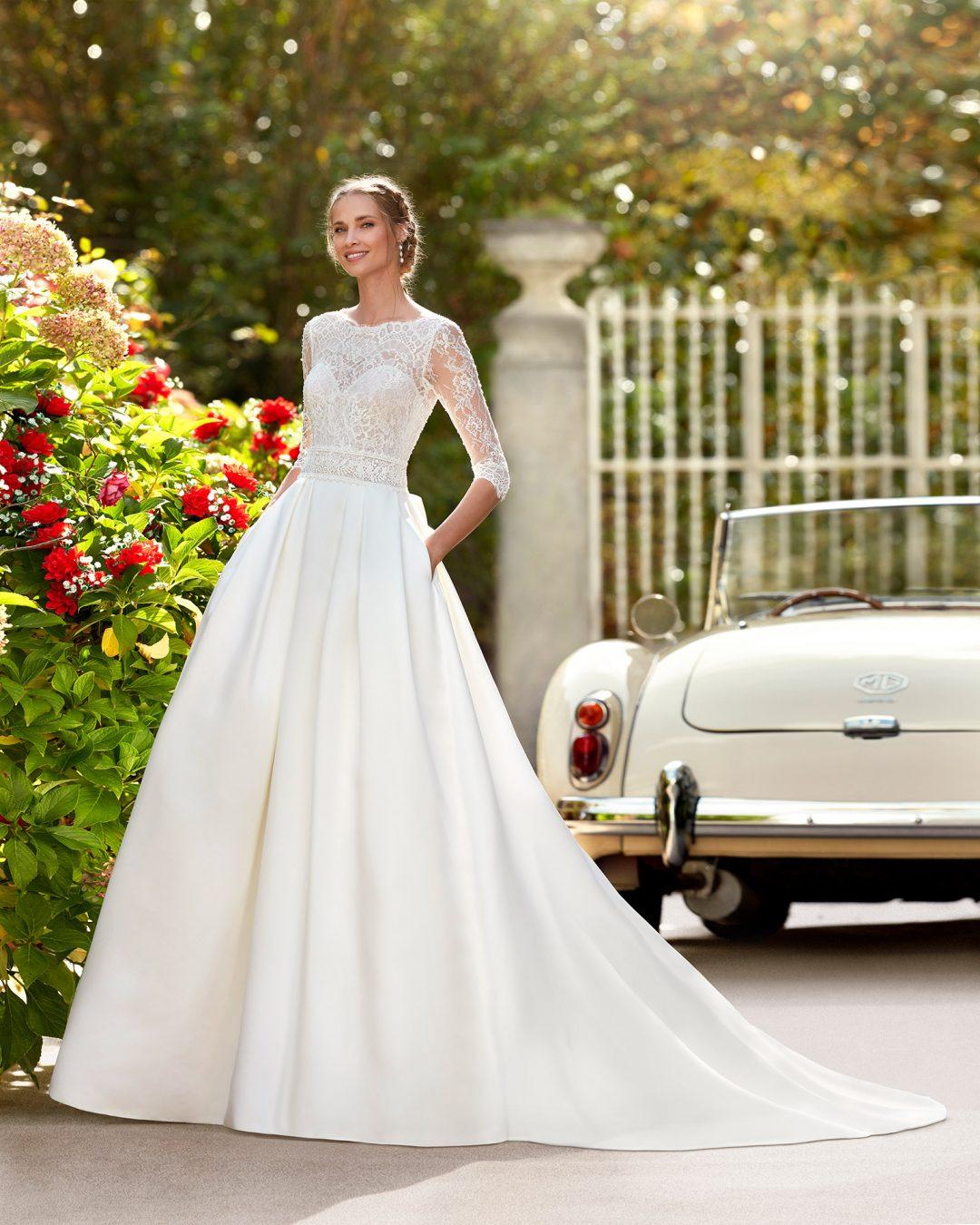 Brautkleid Isela
