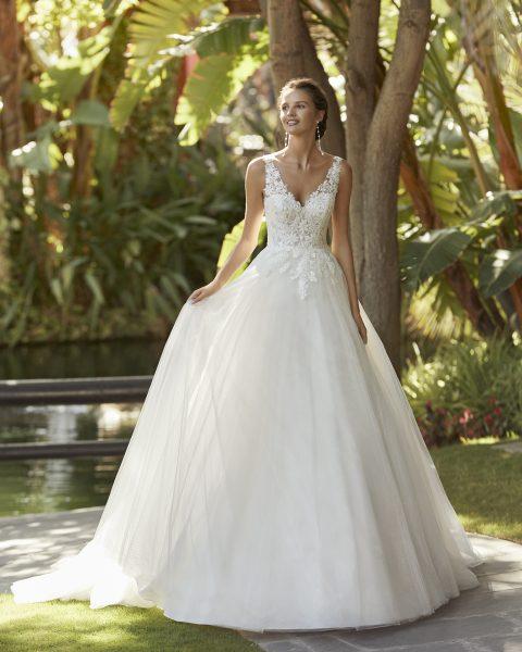 Brautkleid Zequil