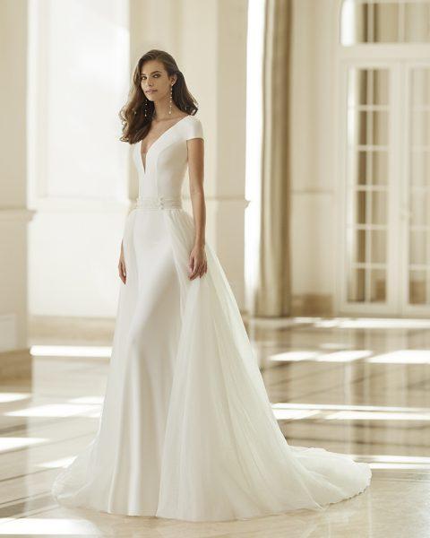 Brautkleid Damasco