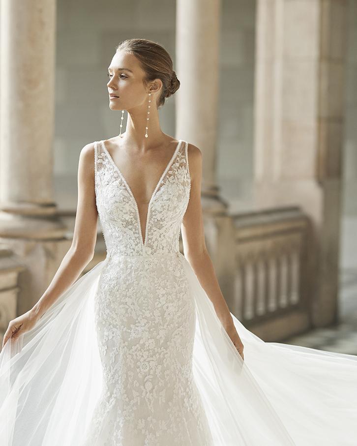 Brautkleid Dehesa