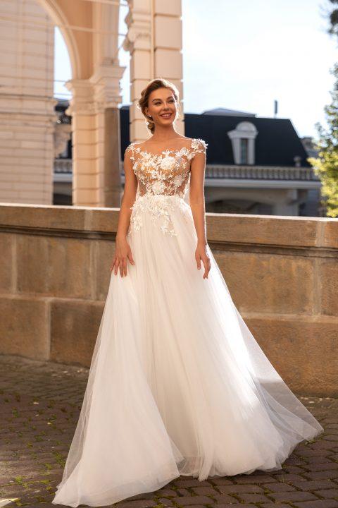 Brautkleid Bijou