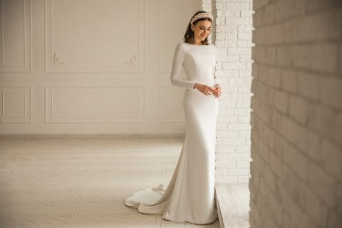 Brautkleid Petal